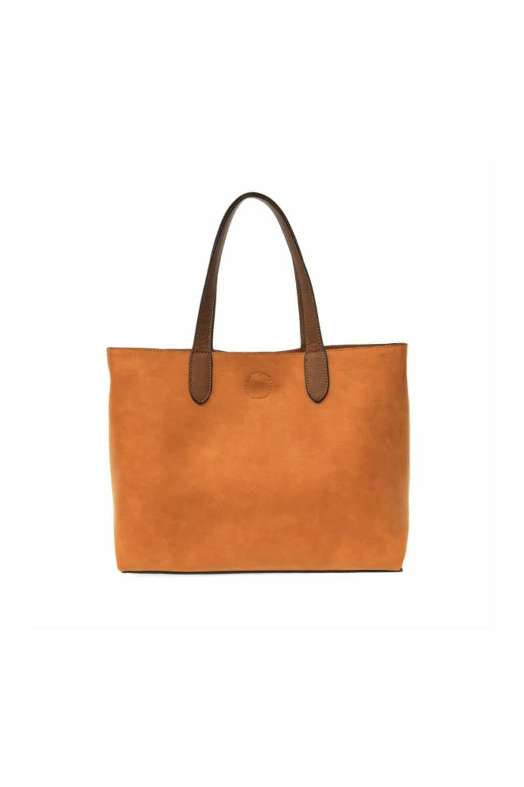 Mariah Convertible Tote - Honey/Coffee