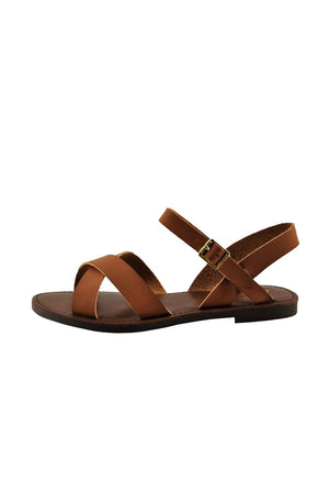 Mermaid Sandal - Tan