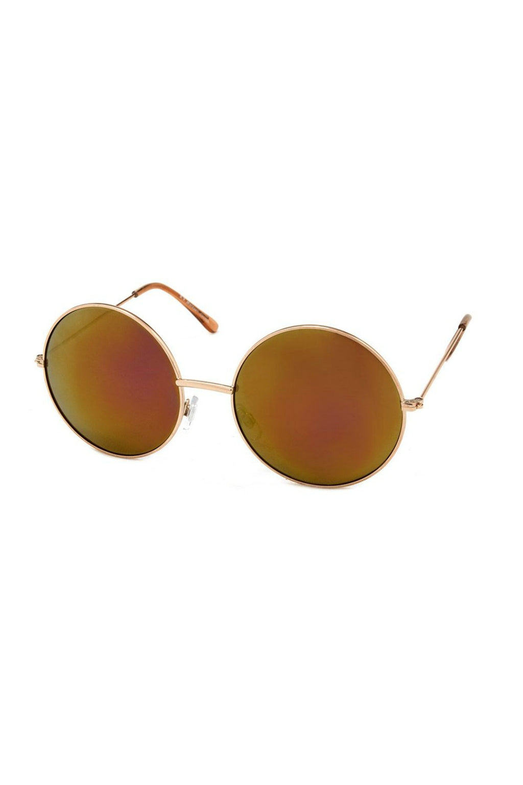 Moonies Sunnies - Gold/Yellow Mirror