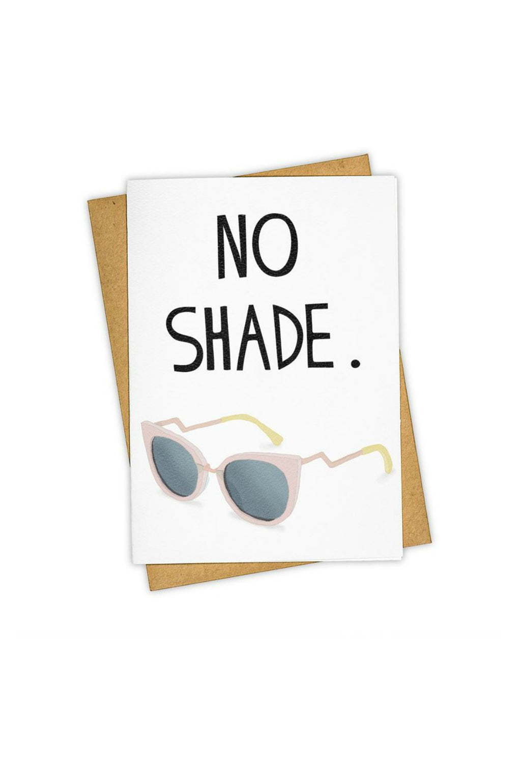 TAY HAM Greeting Card - No Shade