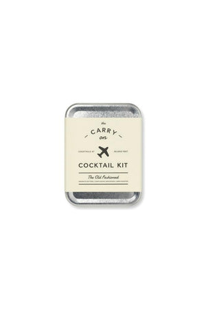 W&P Carry On Cocktail Kit - Old Fashioned