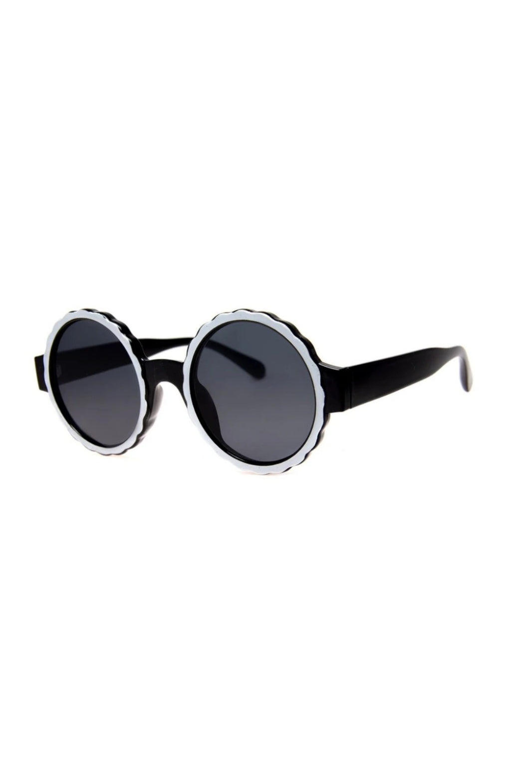 Omelette Sunnies - Black/White