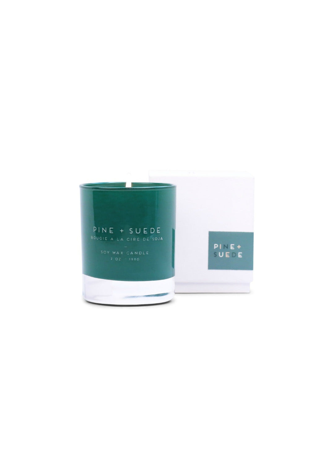 Paddywax Statement Collection Candle in Pine & Suede