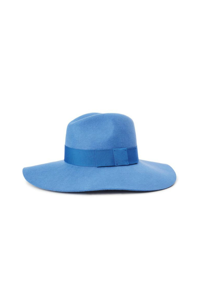 Brixton River Blue Piper Hat