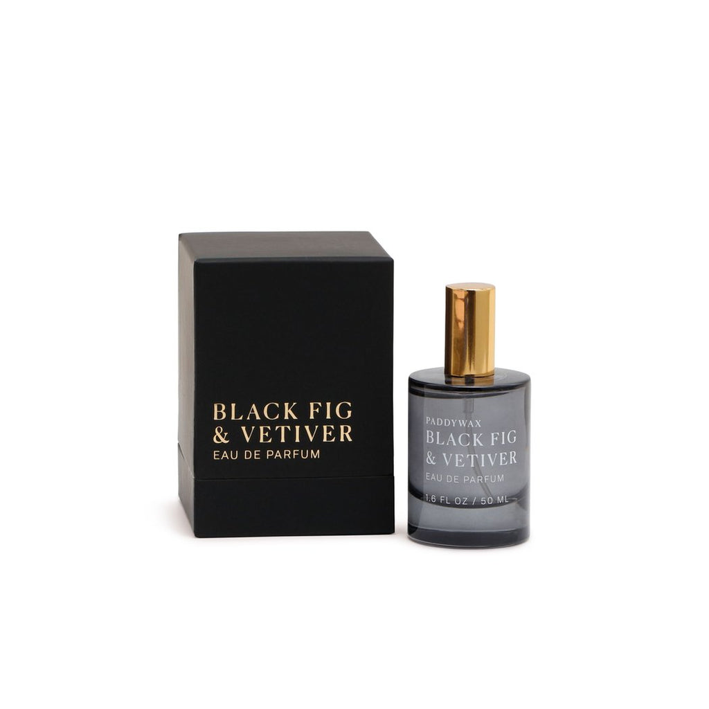 Paddywax Eau De Parfum 1.6 oz. - Black Fig + Vetiver