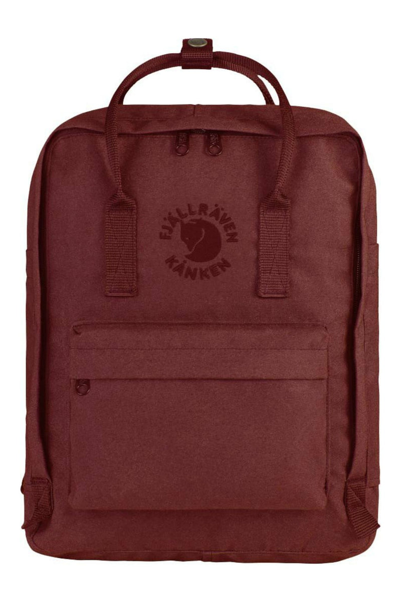 Fjällräven Re-Kånken Backpack in Ox Red