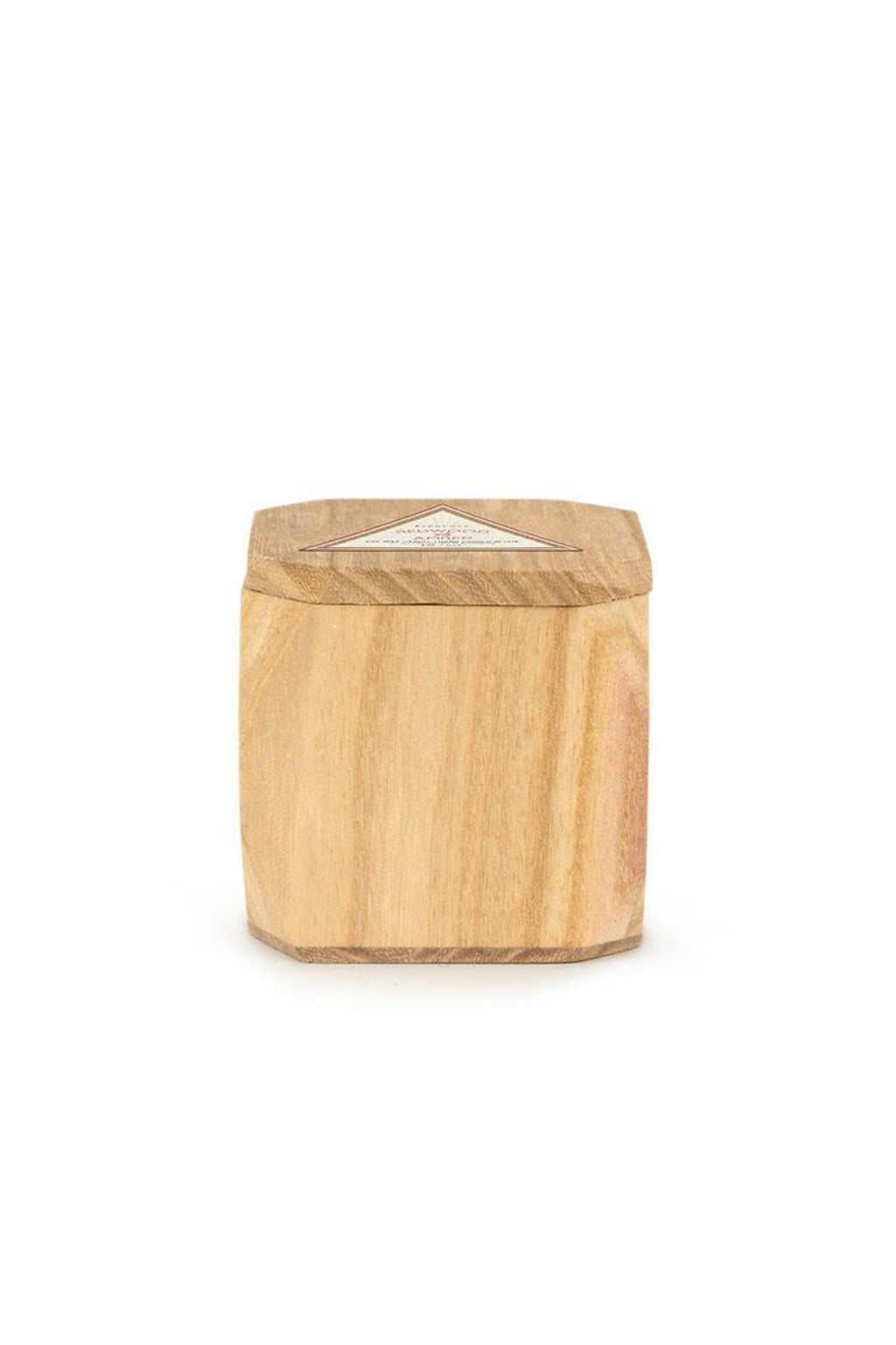 Paddywax Mini Woods Candle - Redwood & Amber