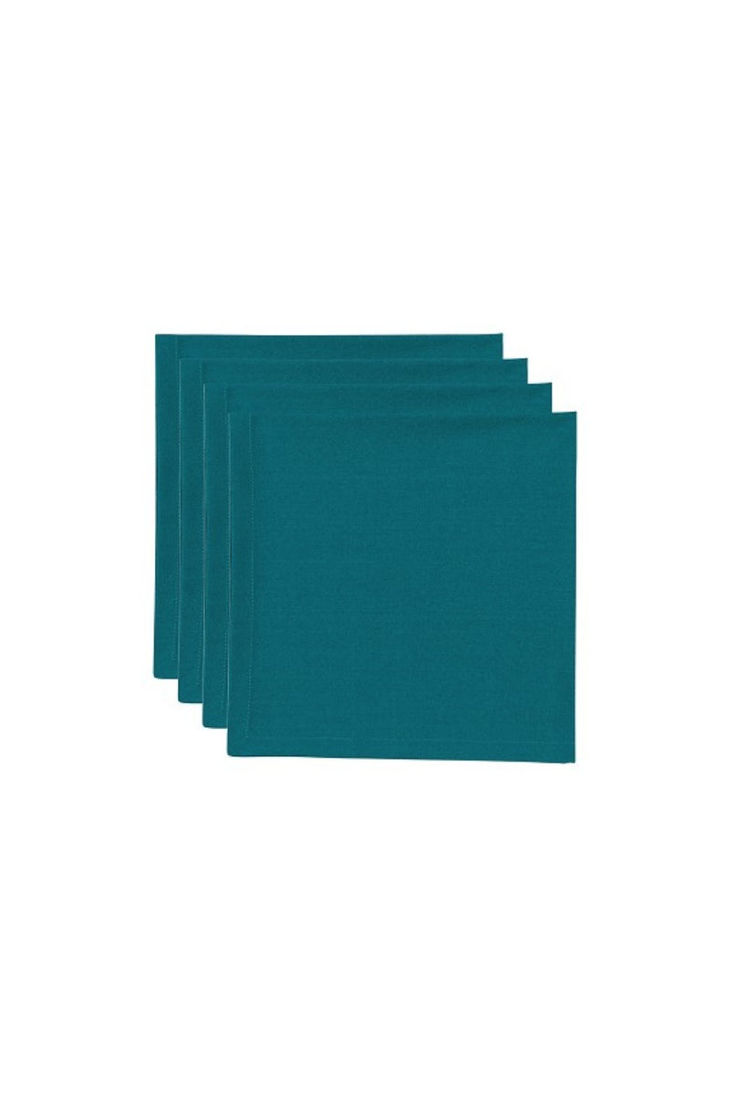 Now Designs Renew Napkins in Peacock - Set of 4