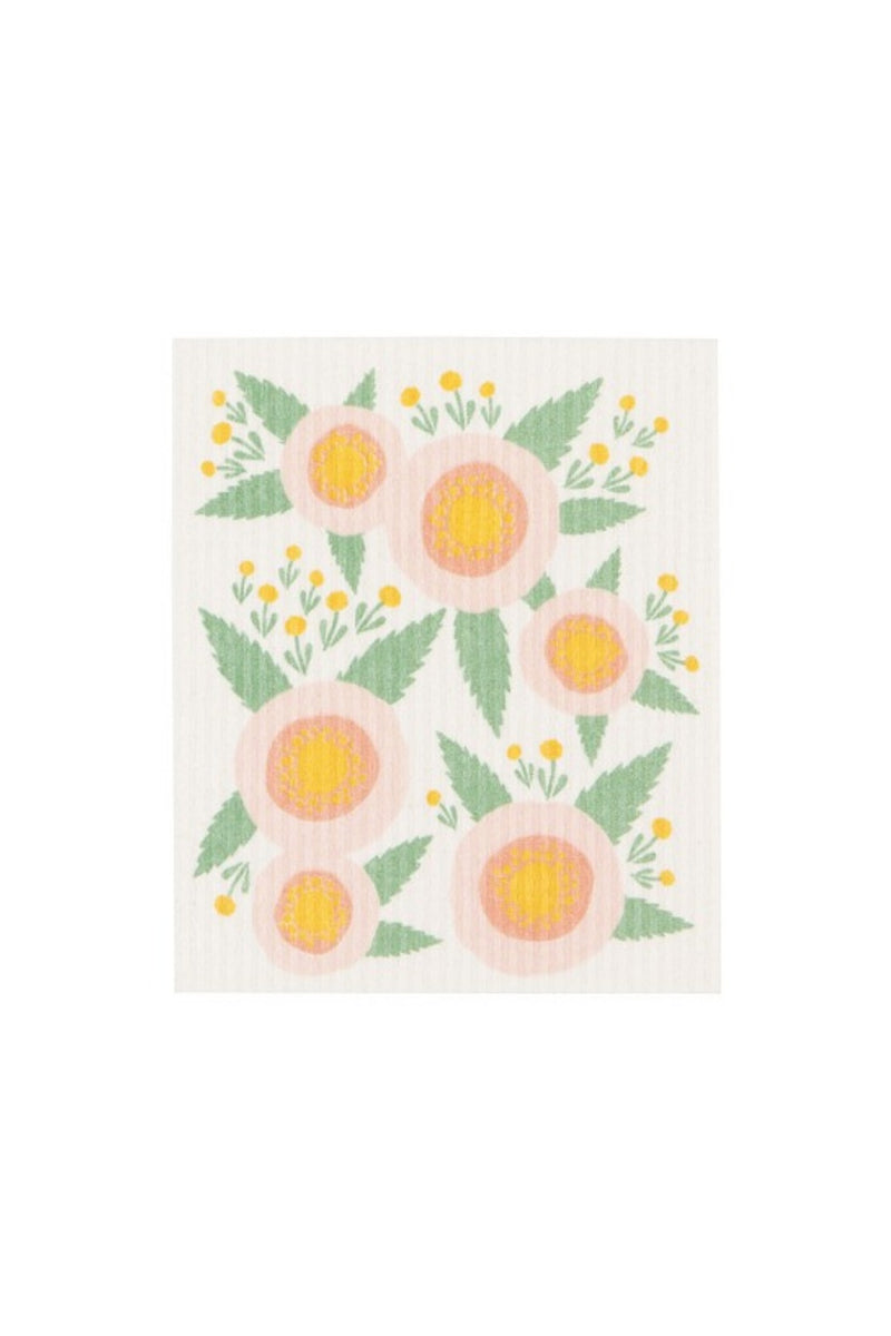 Now Designs Swedish Dishcloth - Rosa