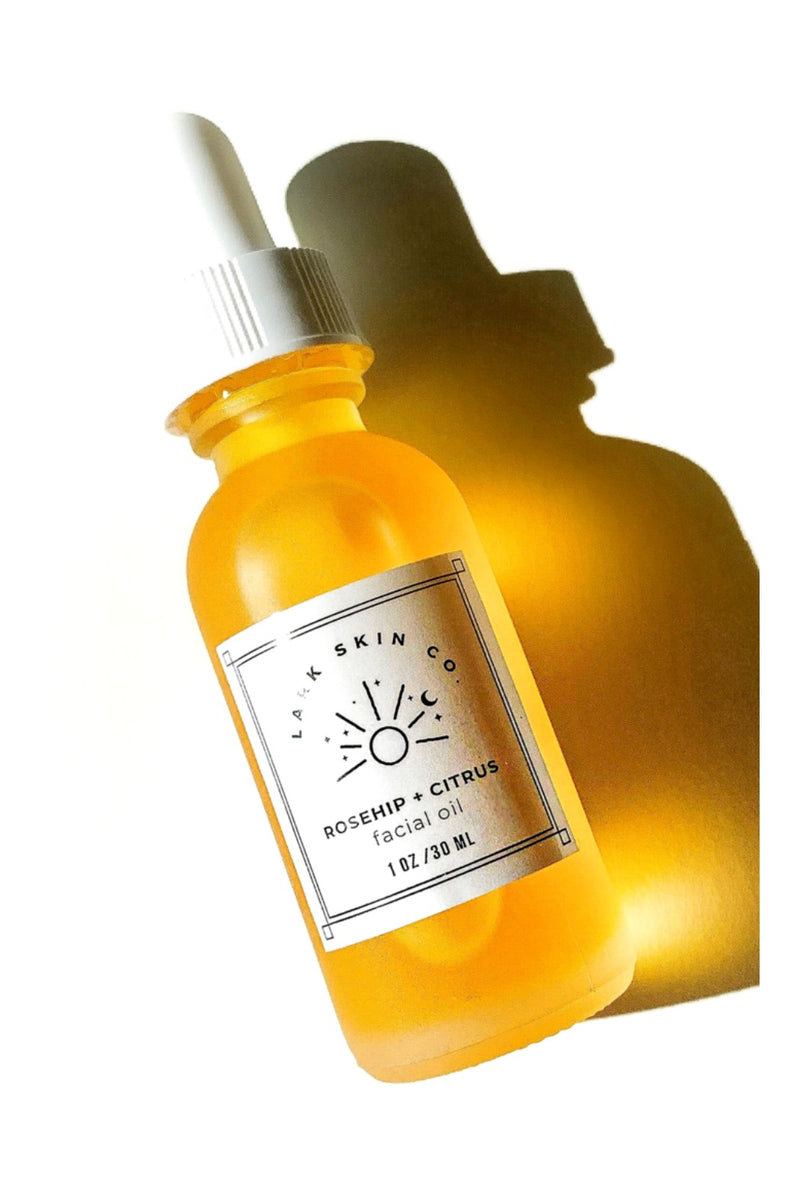 Lark Skin Co Facial Oil Rose Hip + Citrus
