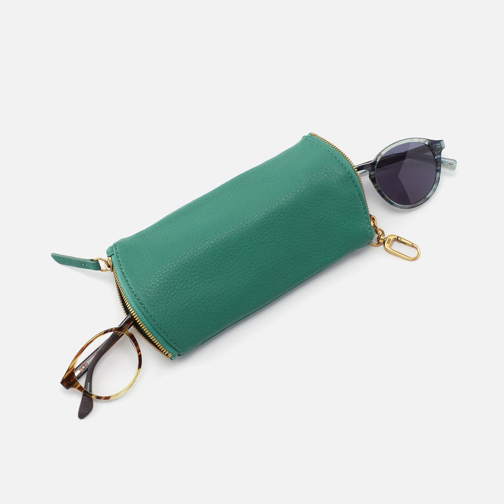 Hobo Spark Glasses Case - Garden Green Vintage Hide