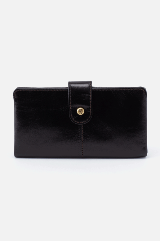 Hobo Marshall Wallet - Black