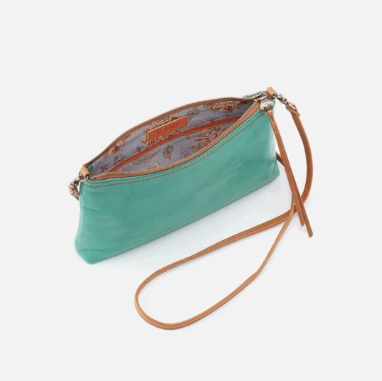 Hobo Darcy Convertible Clutch - Seafoam