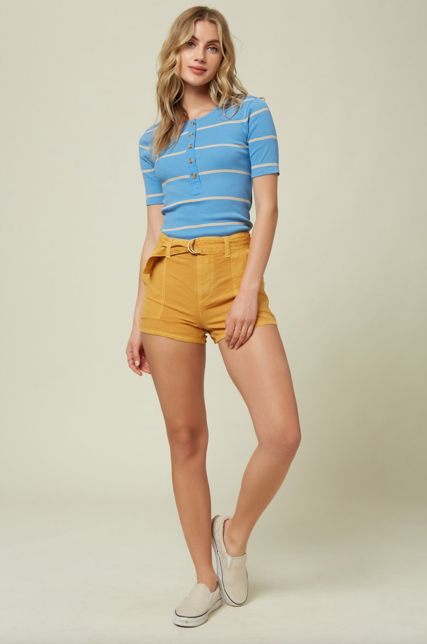 O'Neill Cambridge Shorts - Spruce Yellow