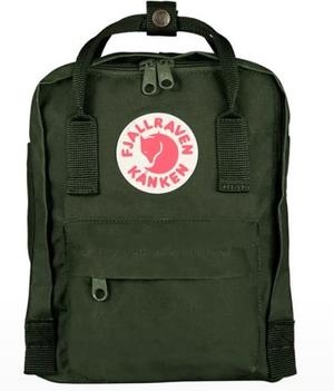 Fjällräven Kånken Mini Backpack - Forest Green