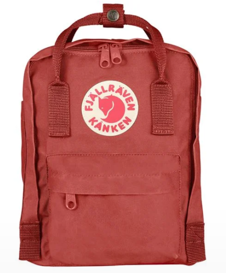 Fjällräven Kånken Mini Backpack - Dahlia