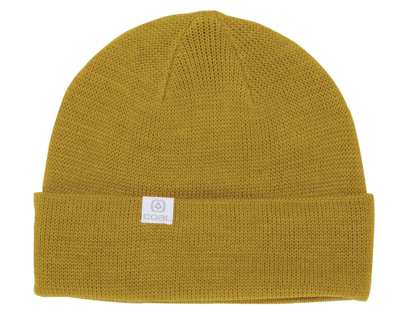 Coal The FLT Beanie - Mustard