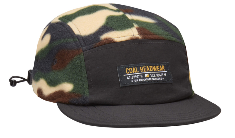Coal Bridger Fleece 5 Panel Hat