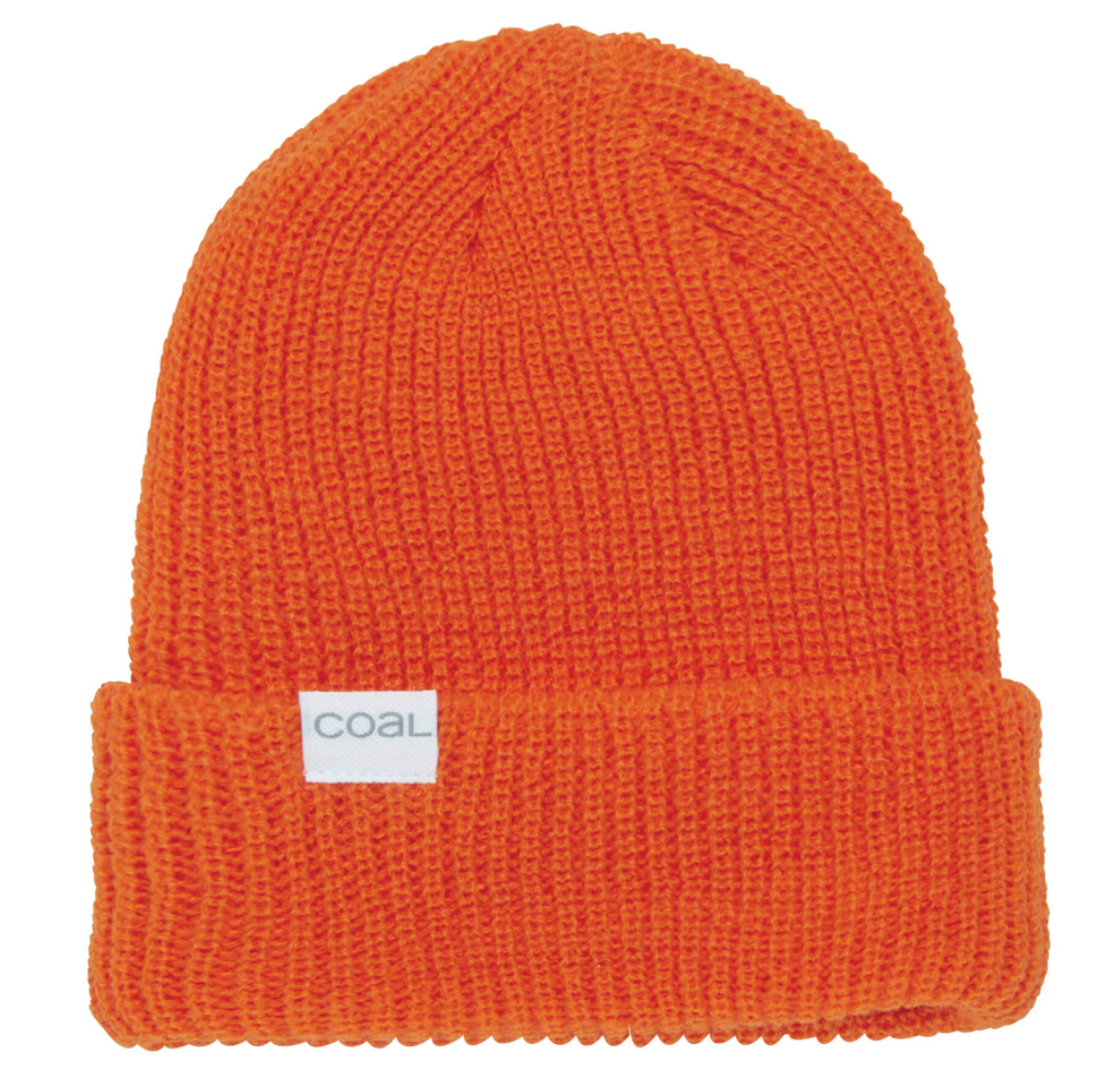 Coal Stanley Beanie - Orange