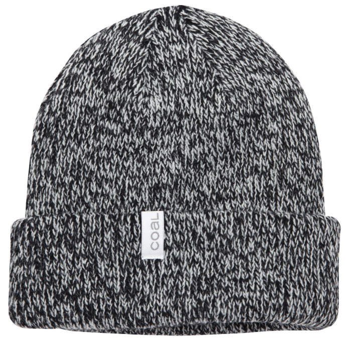 Coal Frena Beanie - Black Marl