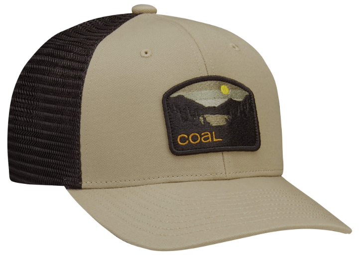 Coal The Hauler Low - Khaki