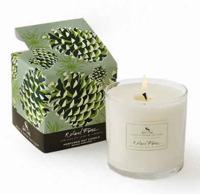 Soap & Paper Factory Medium Soy Candle