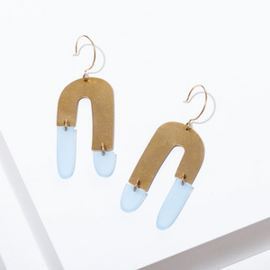 Copy of Larissa Loden Shea Earrings - Blue