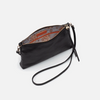 Hobo Darcy Convertible Crossbody Clutch -Black