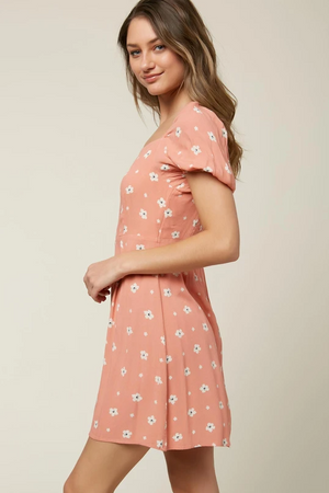 O'Neill Mandia Dress in Canyon Clay