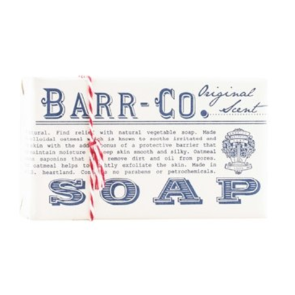 Barr-Co. Original Scent Bar Soap