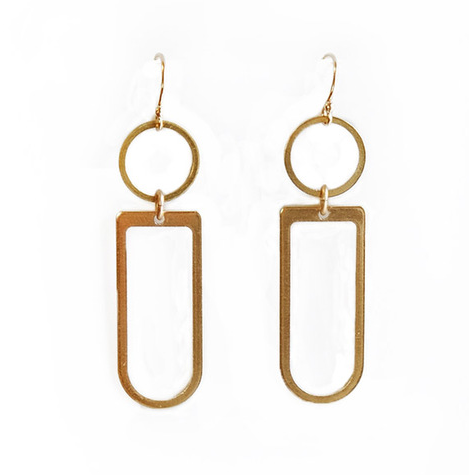 Axiom Geometry Earrings