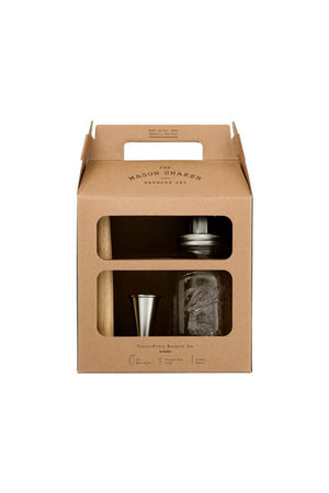 W&P The Mason Shaker Barware Set