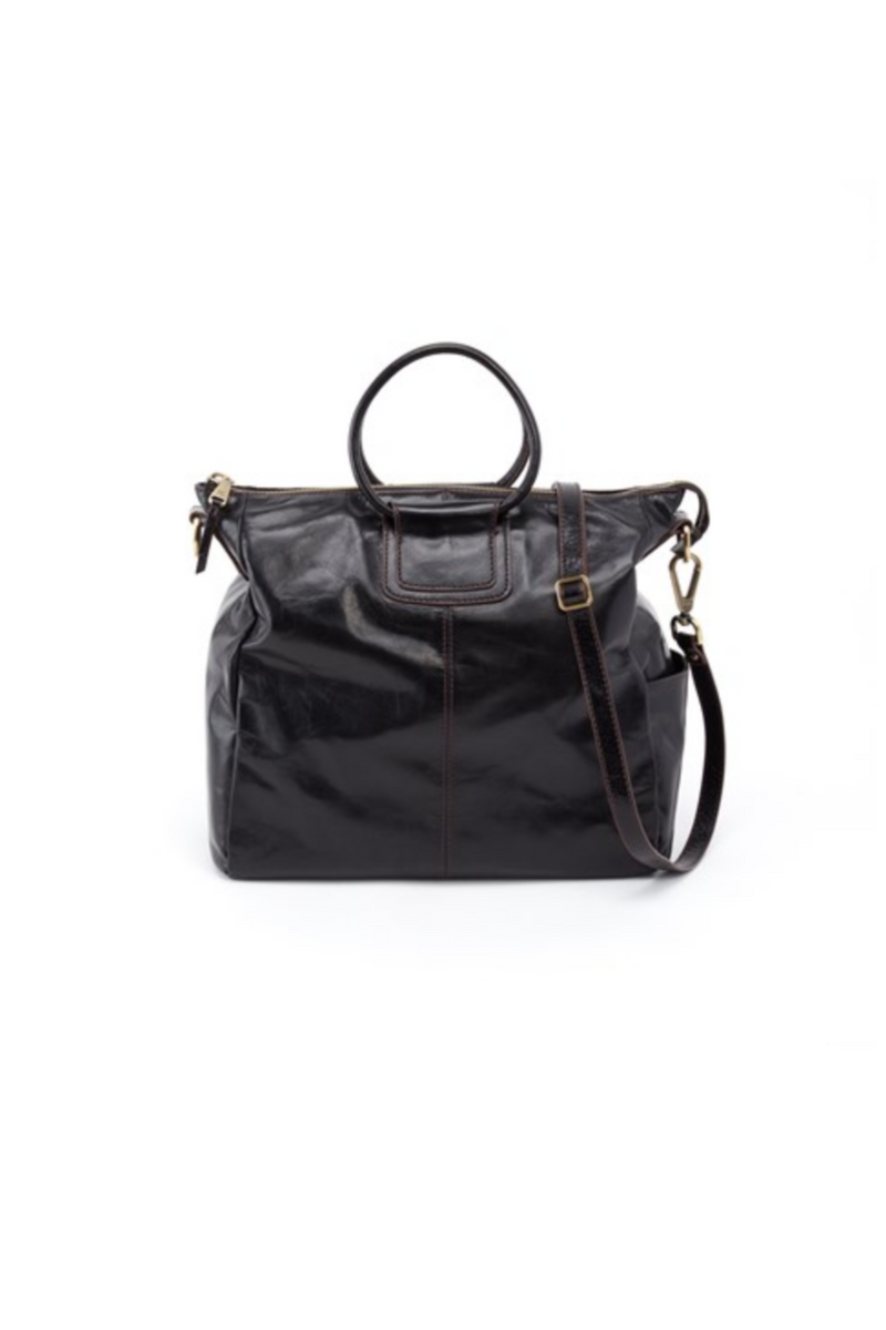 Hobo Sheila Travel Bag in Black