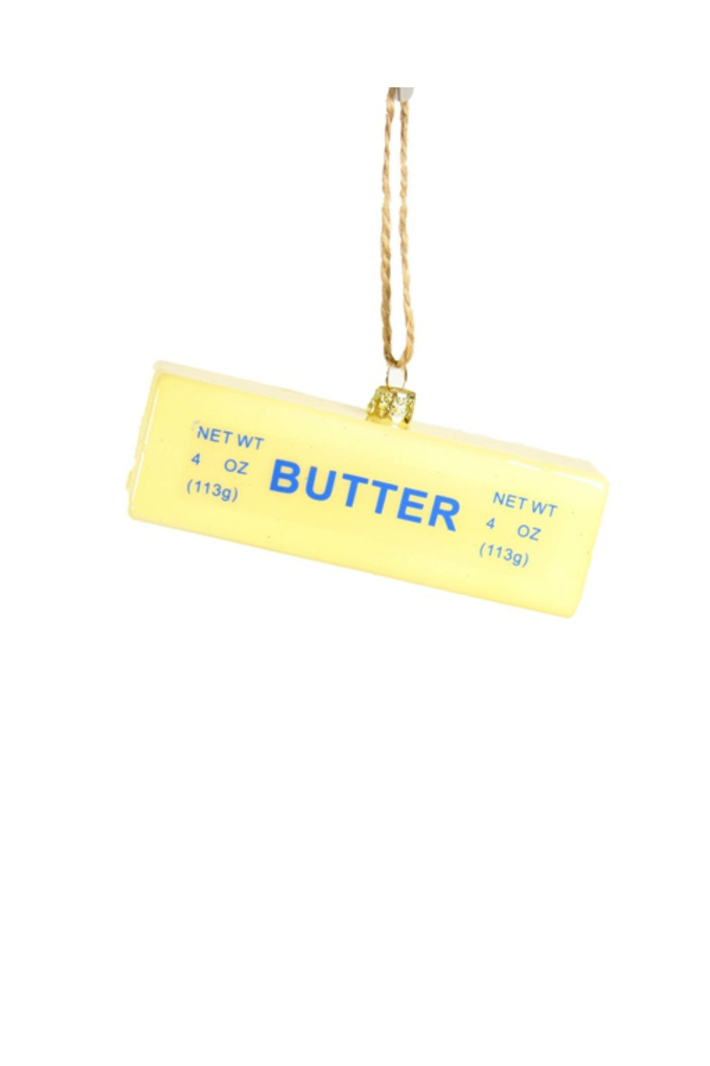 Cody Foster & Co. Stick of Butter Ornament