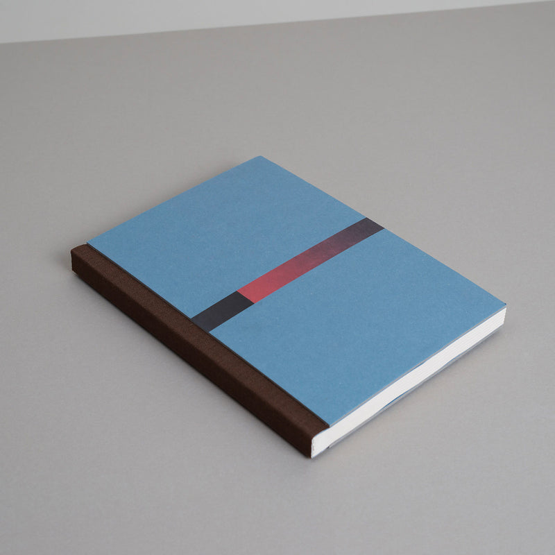 Positional Notebook - Aqua Blue