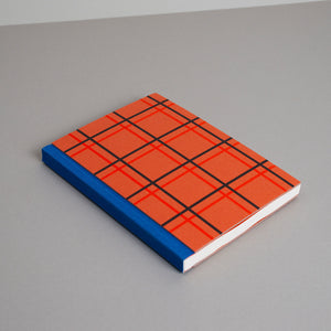 Positional Notebook - Terra Cotta Red