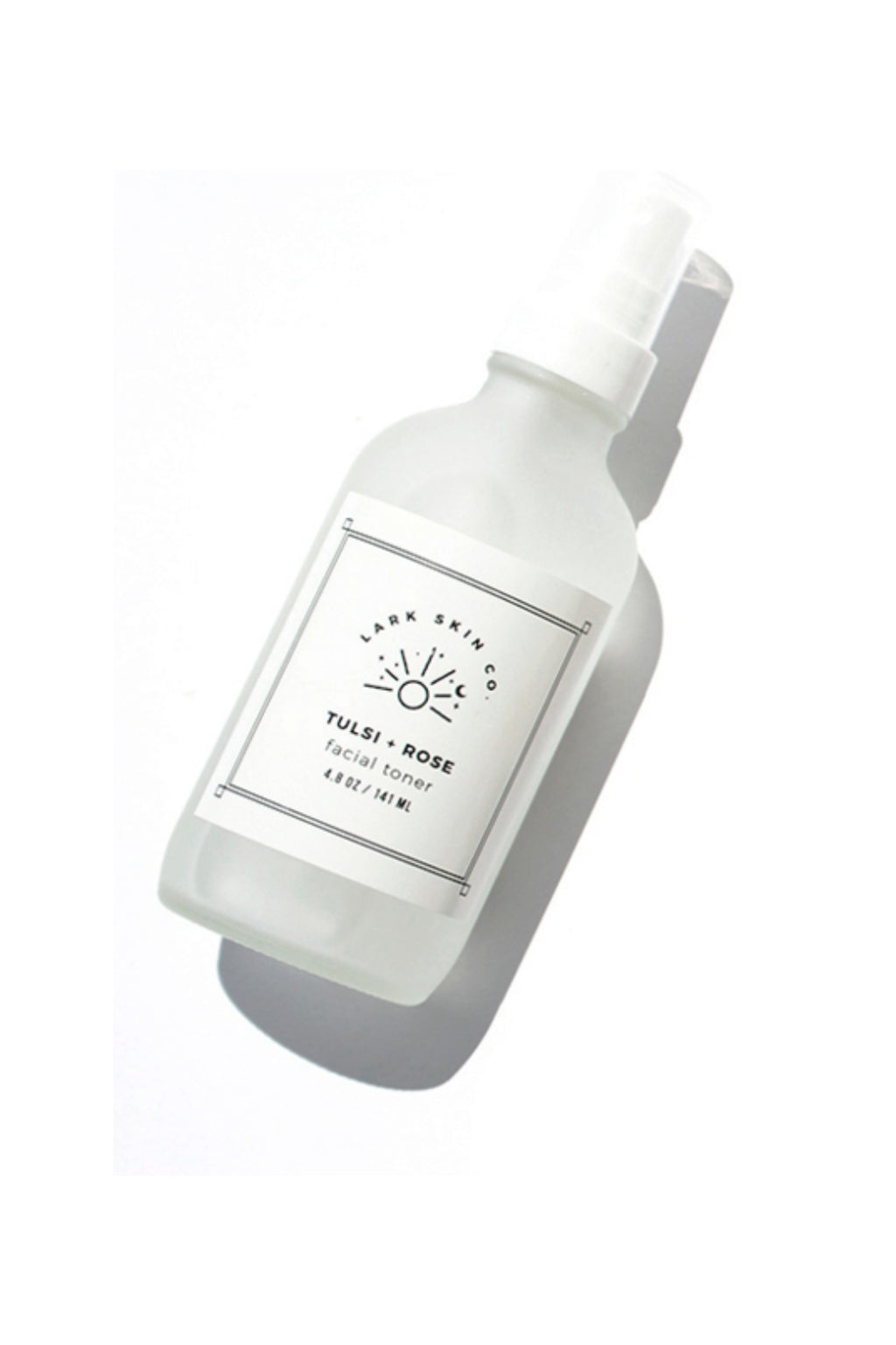 Lark Skin Co Facial Toner - Tulsi + Rose 4oz