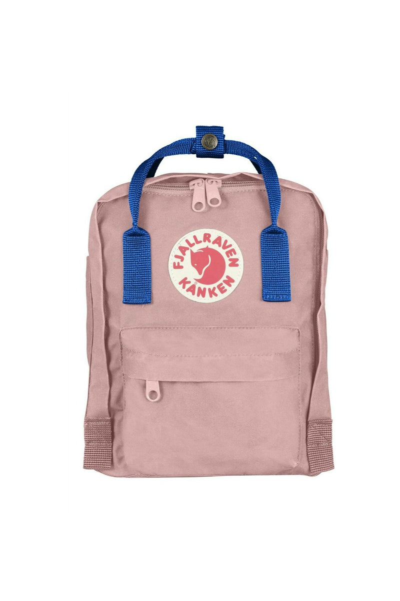 Fjällräven Kånken Mini Backpack in Pink-Air-Blue