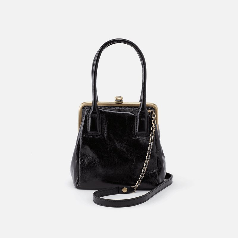 Hobo Ginger Crossbody - Black