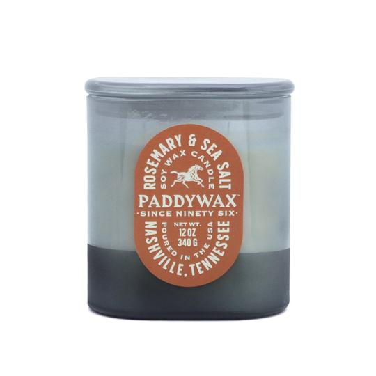 Paddywax Vista Candle - Rosemary & Sea Salt