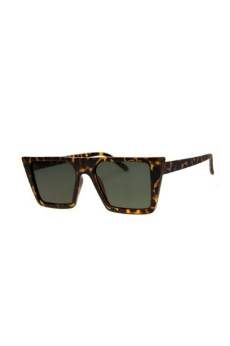 Witch Doctor Sunnies - Matte Tort