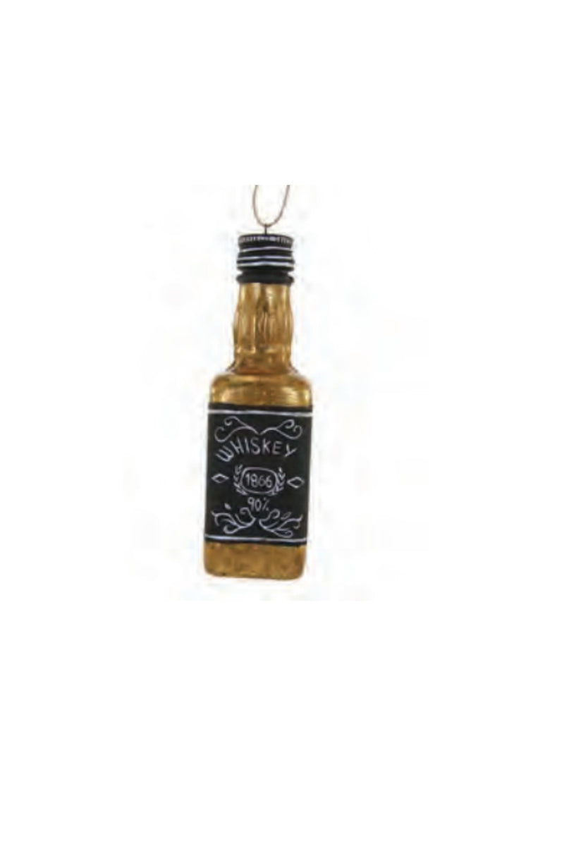 Cody Foster & Co. Whiskey Bottle Ornament