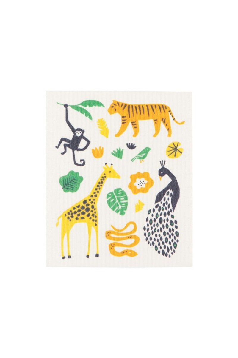 Now Designs Swedish Dishcloth - Wild Bunch