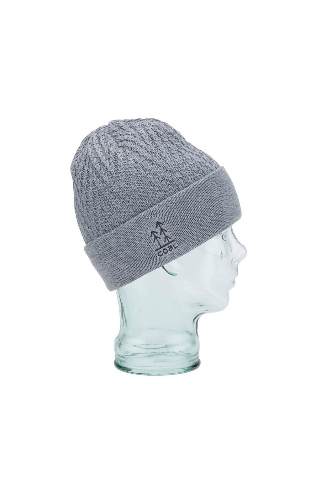 Coal Winslow Beanie in Heather Grey