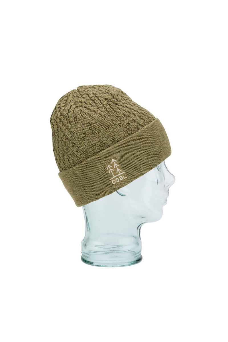 Coal Winslow Beanie in Olive Drab