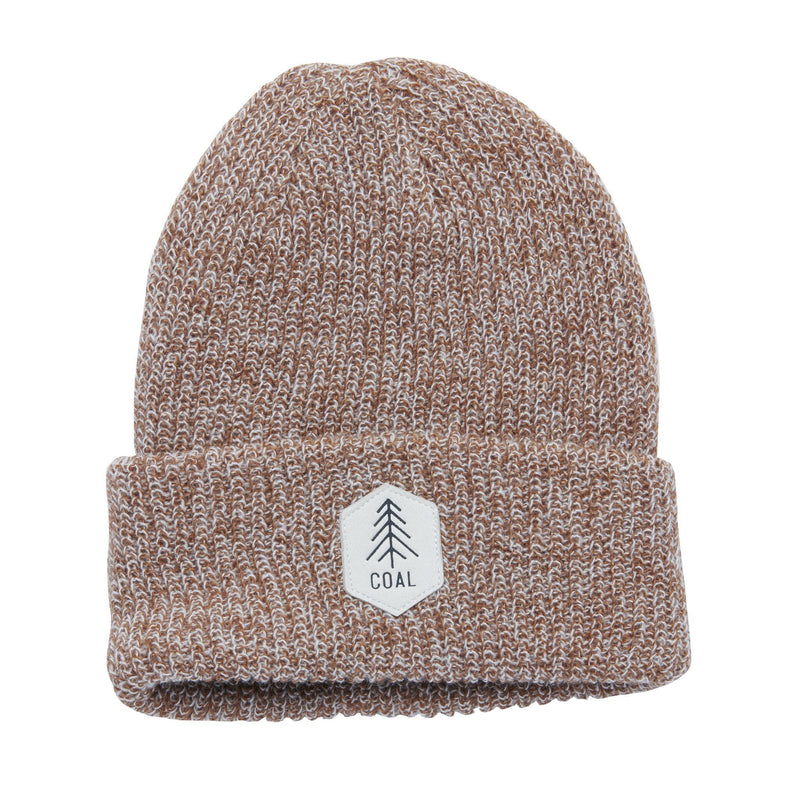 Coal Scout Beanie - Light Brown