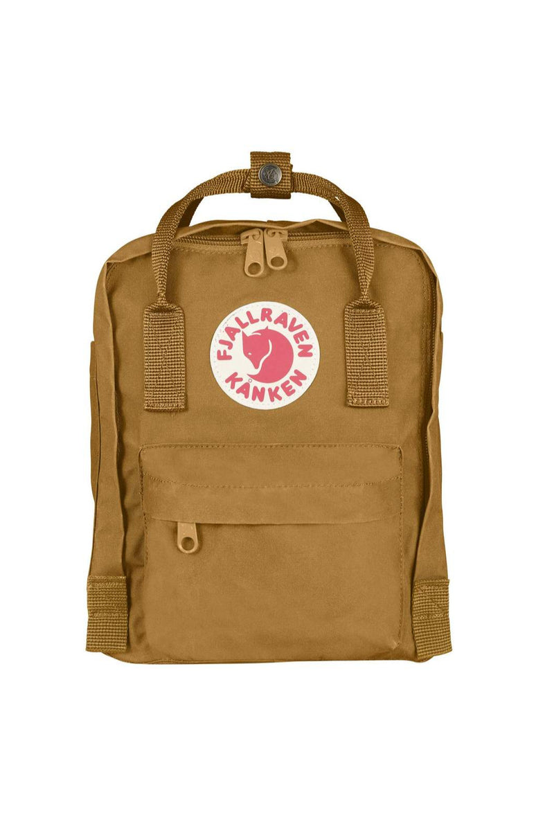 Fjällräven Kånken Mini Backpack in Acorn