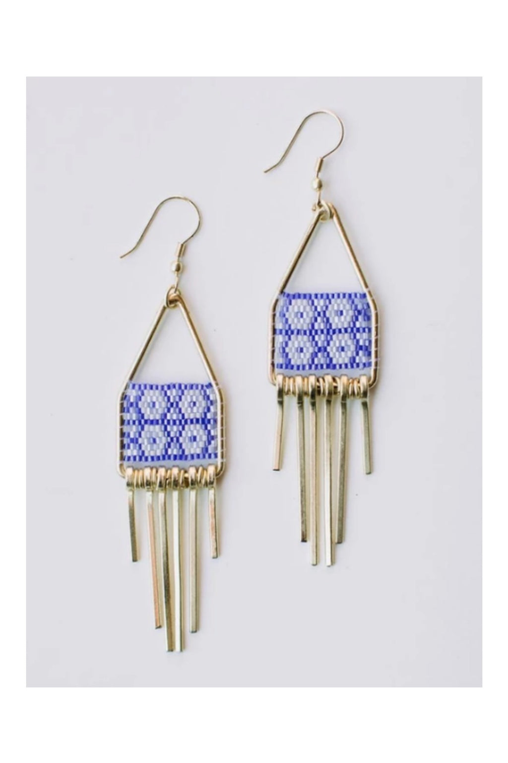 Mata Traders Allegory Earrings