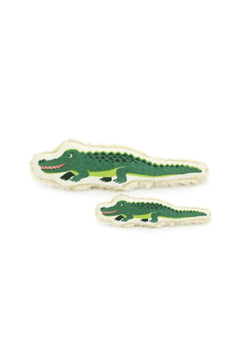 Harry Barker Alligator Canvas Toy
