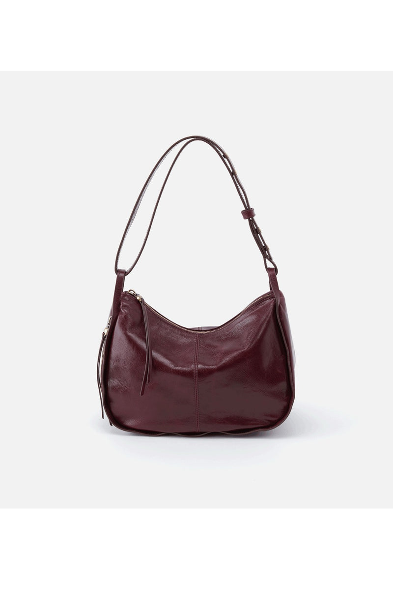 Hobo Arlet Shoulder Bag - Deep Plum